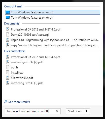 Enabling Ubuntu Bash on Windows 10 | Patrick's Notebook